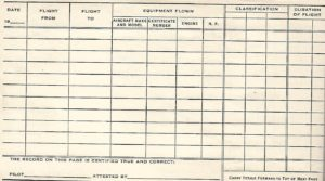 Records of the Skies: Obtaining Airplane Records | The